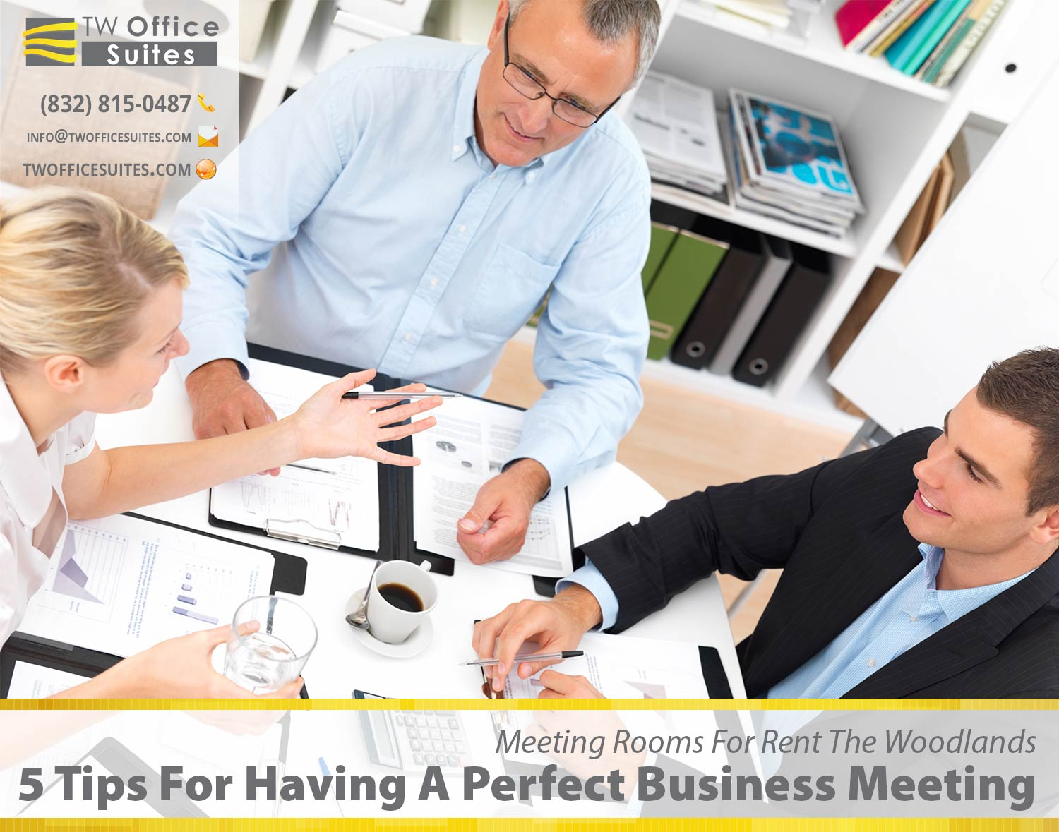 5 tips for having a perfect business meeting