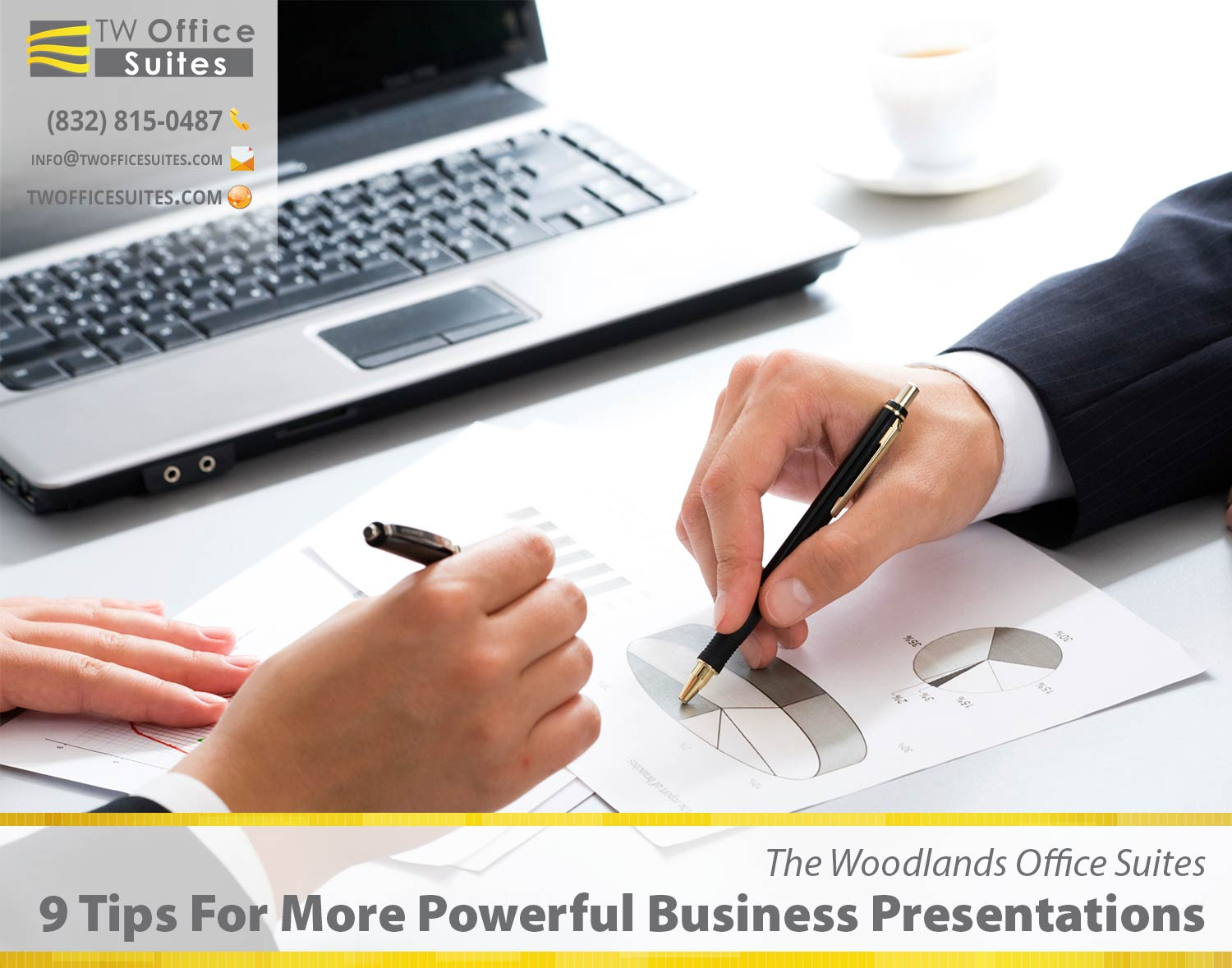 9 tips for more powerful business presentations
